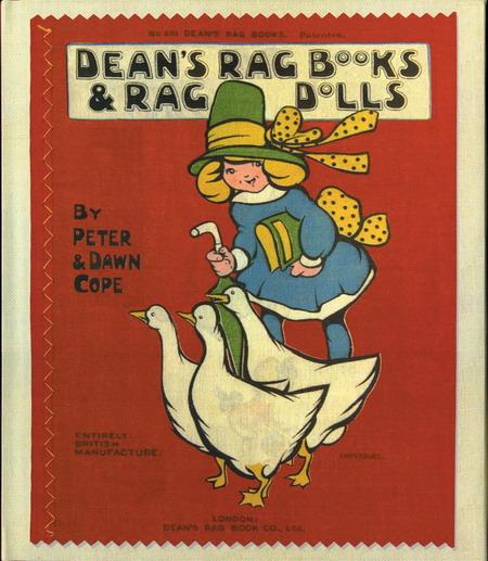 Dean\'s Rag Books  Rag Dolls