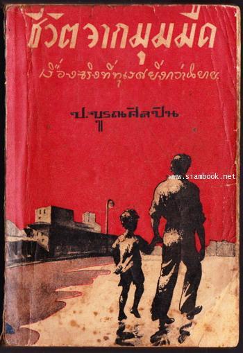 ชีวิตจากมุมมืด , ดาวเงิน (เรื่องสั้นของ ป.บูรณปกรณ์) *หนังสือดีร้อยเล่มที่คนไทยควรอ่าน*