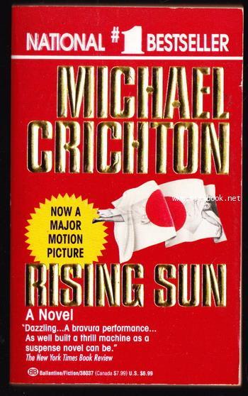 Rising Sun / Michael Crichton
