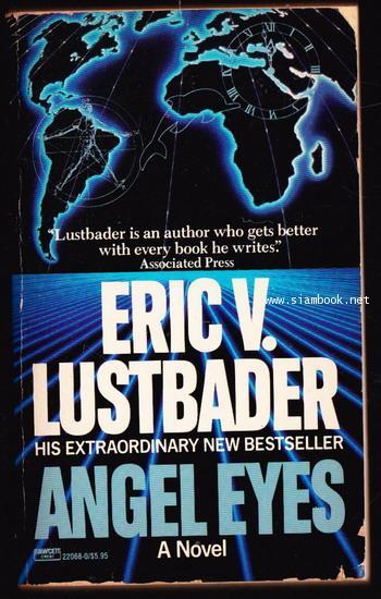 Angel Eyes / Eric V. Lustbader