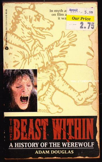 The Beast Within A History of The Were Wolf *ตำหนิ*