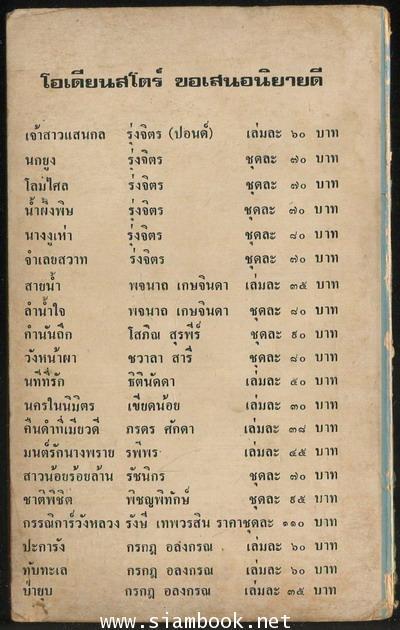 แผ่นดินนี้ของใคร **หนังสือดีร้อยเล่มที่คนไทยควรอ่าน** 1