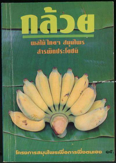 กล้วย ผลไม้ไทยๆ สมุนไพรสารพัดประโยชน์