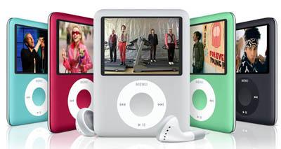 iPod/Nano 3