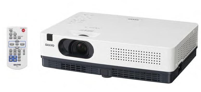 Sanyo PLC-XW200