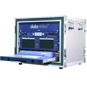 Datavideo AV-Switcher in rack MS-500
