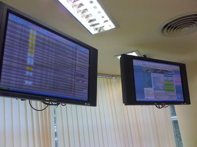 ชุดขาแขวน LCD, PLASMA ขนาด 32-63 นิ้ว  (แบบติดเพดาน ปรับก้ม,หมุนได้) 4