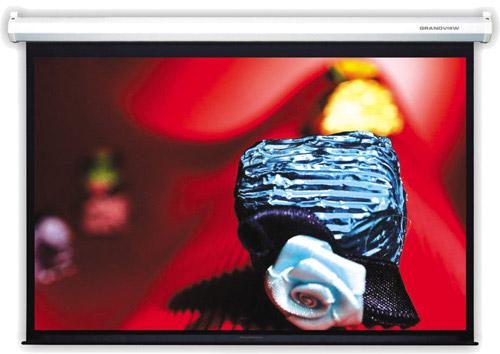 จอรับภาพชนิดมือดึง GRANDVIEW CM-70 นิ้วx70 นิ้ว GB Crystal