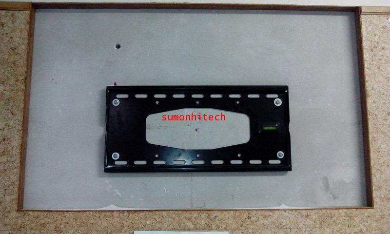 ชุดขาแขวน LCD, PLASMA ขนาด22-42 นิ้ว(แบบติดผนัง ปรับก้มได้) 2