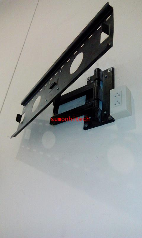 ขาแขวน LCD, PLASMA ขนาด 32-63 นิ้ว(แบบติดผนัง ปรับยืด-หดได้) 3