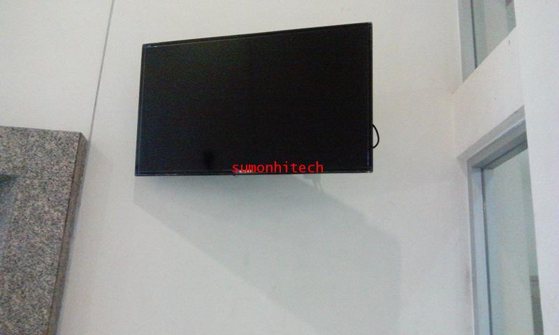 ขาแขวน LCD, PLASMA ขนาด 32-63 นิ้ว(แบบติดผนัง ปรับยืด-หดได้) 6