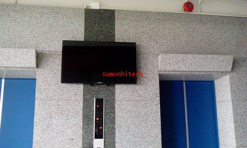 ชุดขาแขวน LCD, PLASMA ขนาด 32-63 นิ้ว LCD(แบบติดผนัง ปรับก้มเงยได้) 1