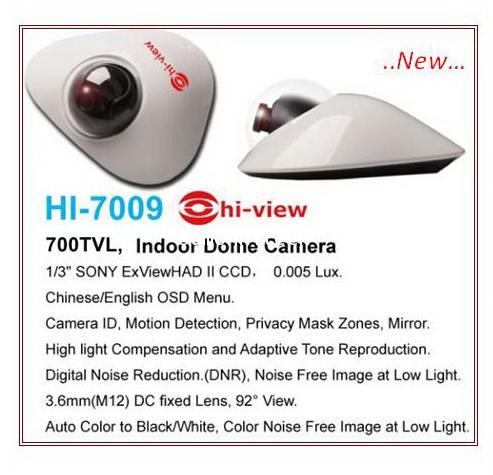 กล้องวงจรปิด hi-view Hi-7009