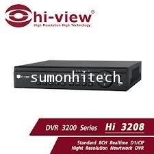 เครื่องบันทึกภาพ DVR Hi-view  hi-3208