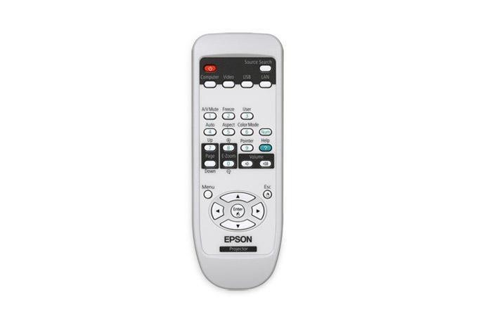 Remote control Epson รุ่น  ELPST13