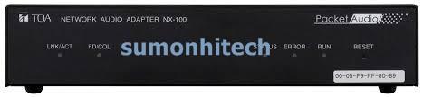 TOA  NX-100S