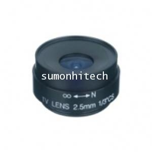 เครื่องบันทึกภาพ DVR Hi-view lens 2.1mm