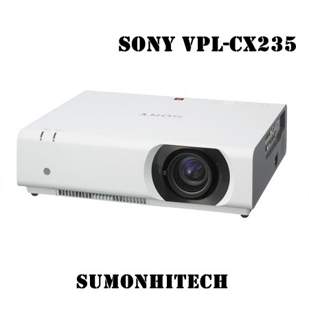 SONY - VPL-CX235