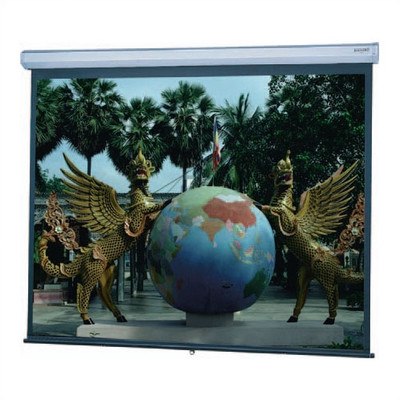 High Contrast Matte White Model C With Csr Manual Screen 65 X 116 Hdtv Format