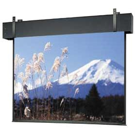 78x139 Professional Electrol Projector Screen, HDTV Format, Matte White Fabric
