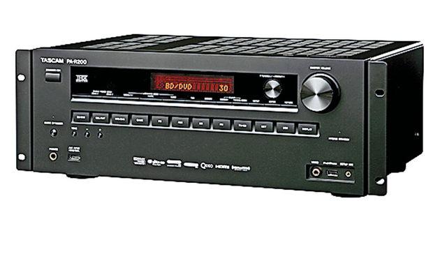 Tascam PA- R200 AV Surround Receiver