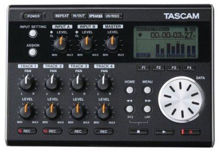 Tascam DP-004 Digital 4-Track Recorder