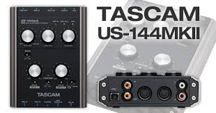 TASCAM US144 MKII