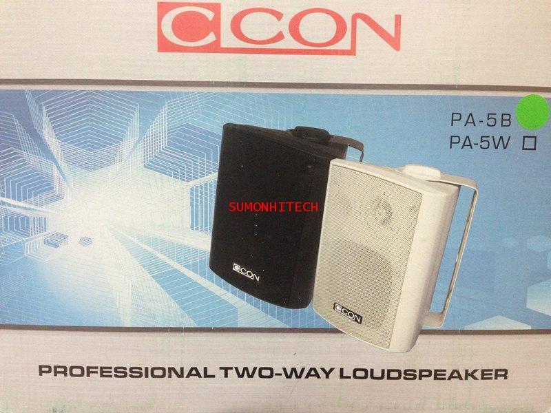 CCON PA-5W