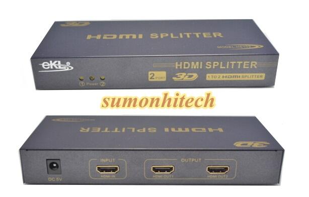 HDMI SPLITTER  EKL HS102