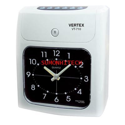 เครื่องตอกบัตร เวอร์เทค VT-710