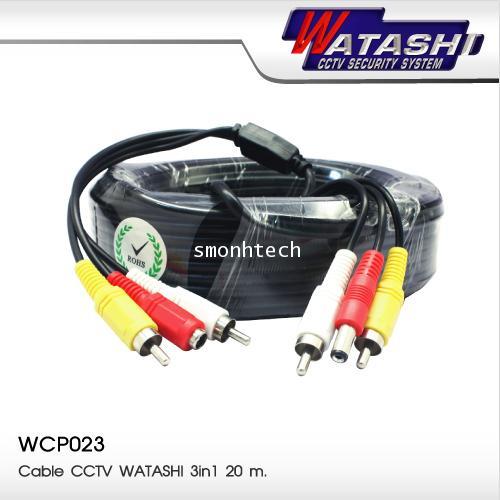 WATASHI WCP023