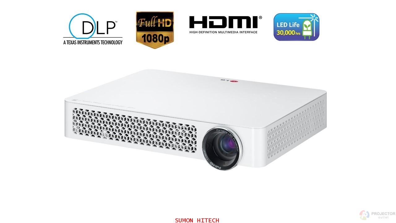 Projector LG PF80G