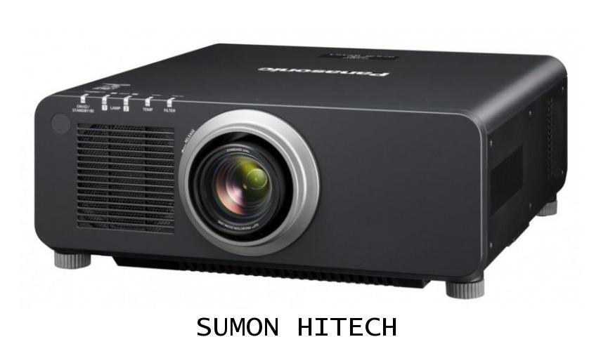 Panasonic PT-DW750BA