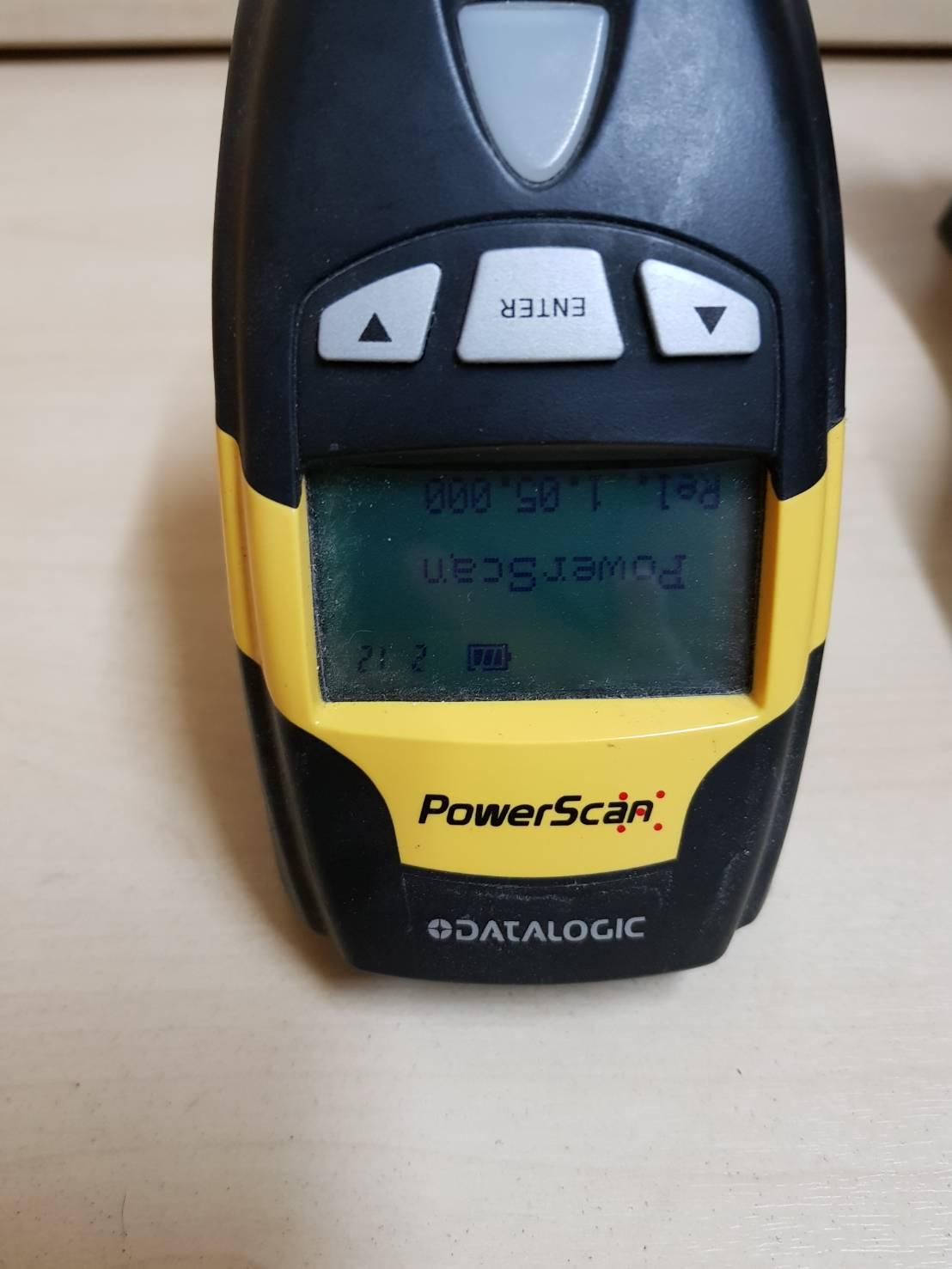 ตัวสแกน Datalogic POWERSCAN M8500 1D,2D มือสอง