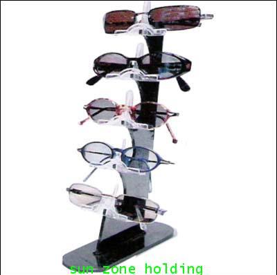 ชั้นโชว์แว่นตา 5 ชั้น ขนาด (6x19x31 cm.)