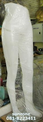 หุ่นพลาสติกท่อนล่างผู้หญิง สำหรับใส่โชว์กางเกง