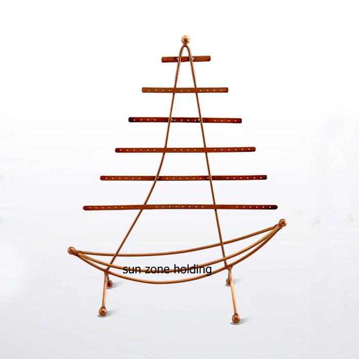สแตนแขวนต่างหูทรงเรือใบ