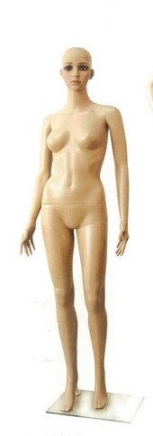 หุ่นพลาสติกอะคริลิค ผู้หญิง รุ่นF7 งานเนียนสวย(ไม่มีวิกผม)
