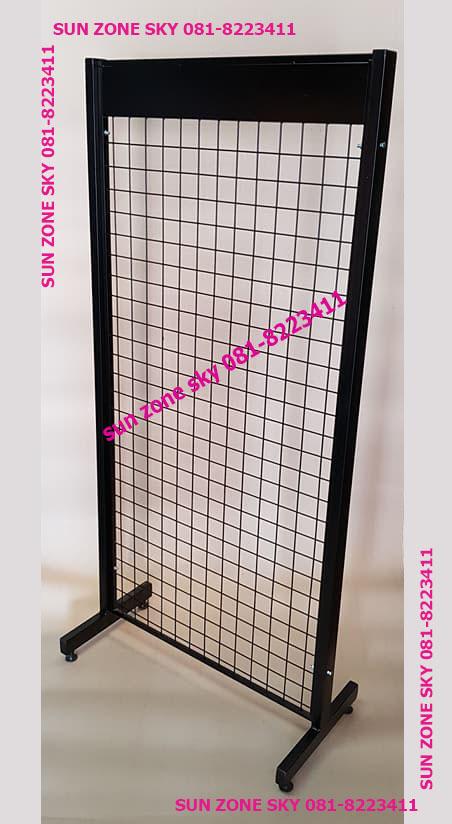 สแตนตาข่ายแขวนสินค้าขนาด 70x150 cm รหัสสินค้า:000623