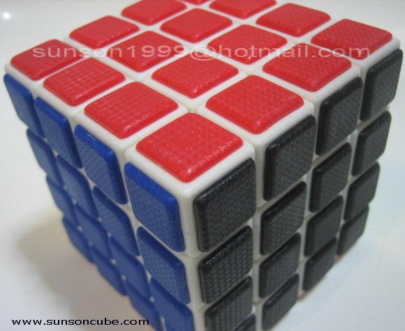 รูบิค 4x4x4 ( Tile ) White