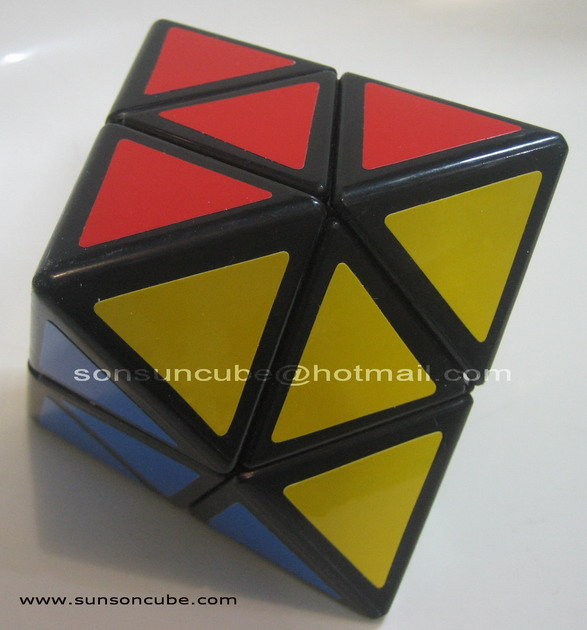 Diamond Skewb  ( Black )