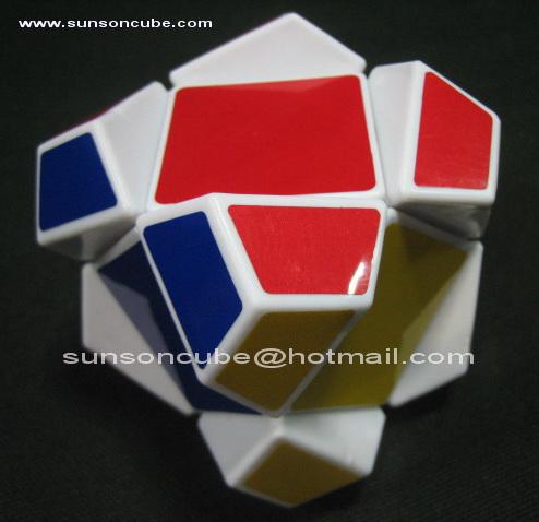 3D Skewb ( White )