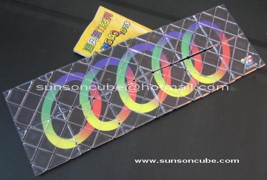 Magic  Board  ( 12-Black )  /  L.A.