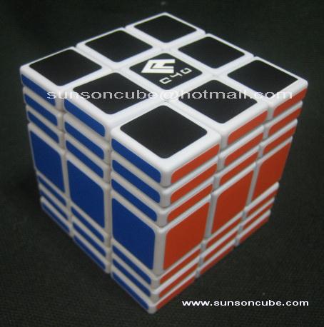 3x3x7  C4U  /  White