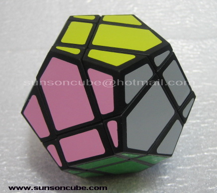 QJ Dodecahedron - I   /  Black