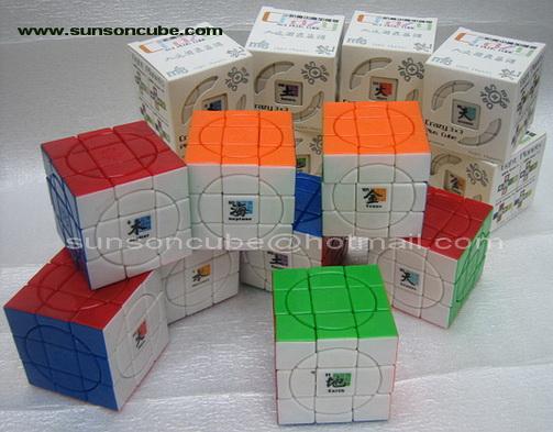 Crazy 3x3x3 Plus   ของ Mf8