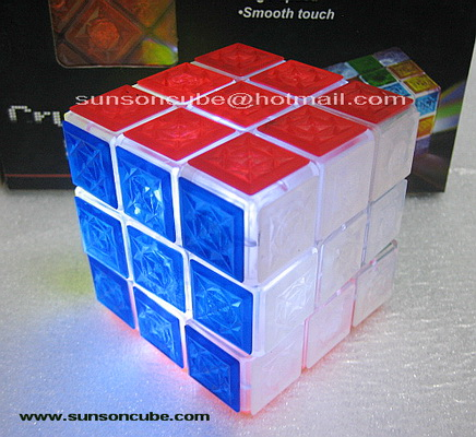 3x3x3 LED Flash Cube