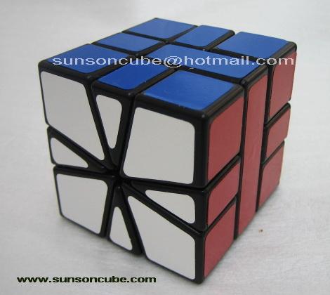 Square-1  ( Spring Core ) Mf8 V.3  / Black
