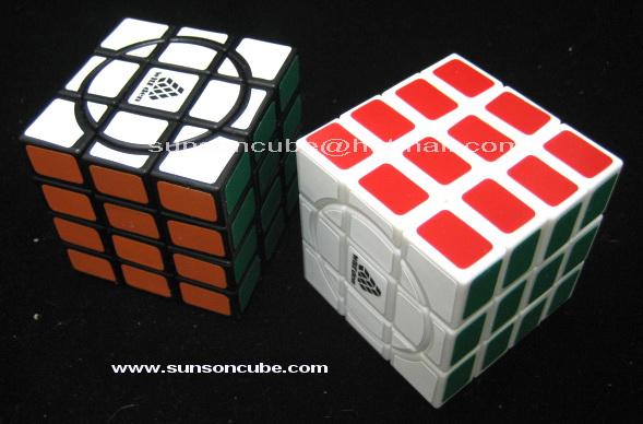 Super 3x3x4  WitEden / White