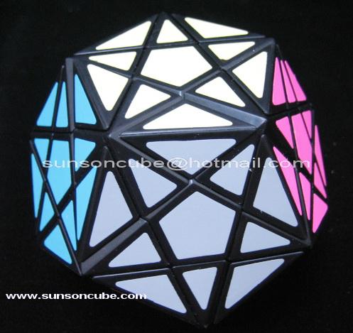 Starminx - Mf8  / Black